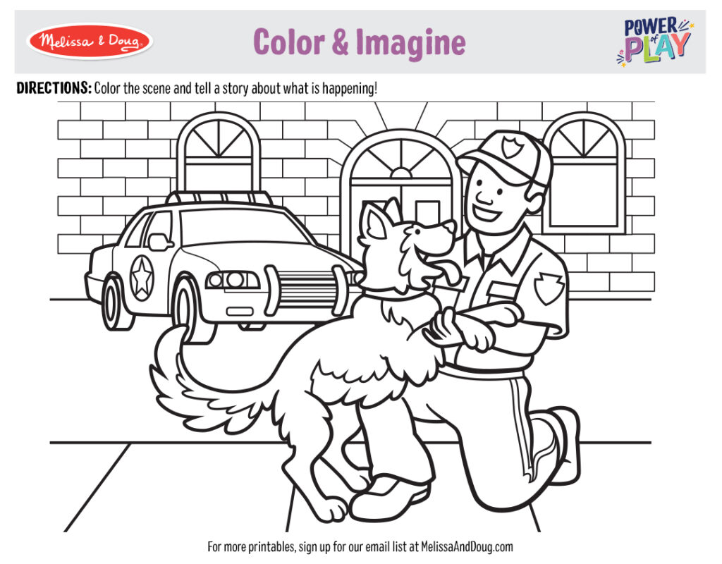 Printable_Coloring-Occupations_9