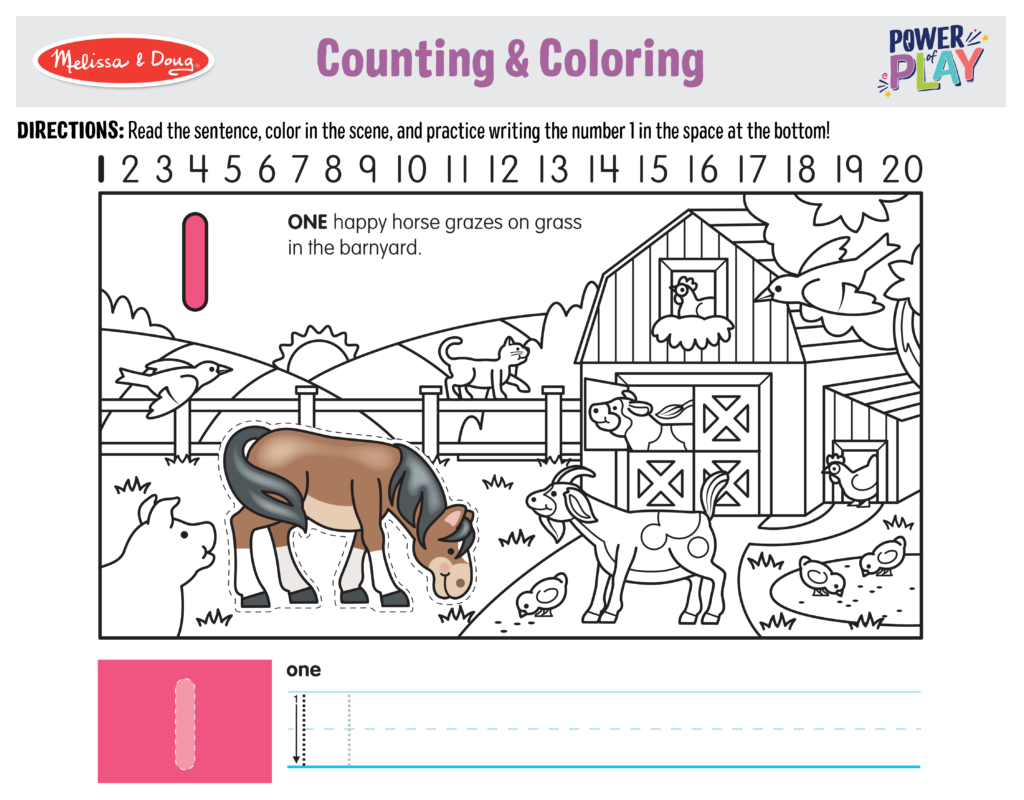 Printable_CountingColoring_1