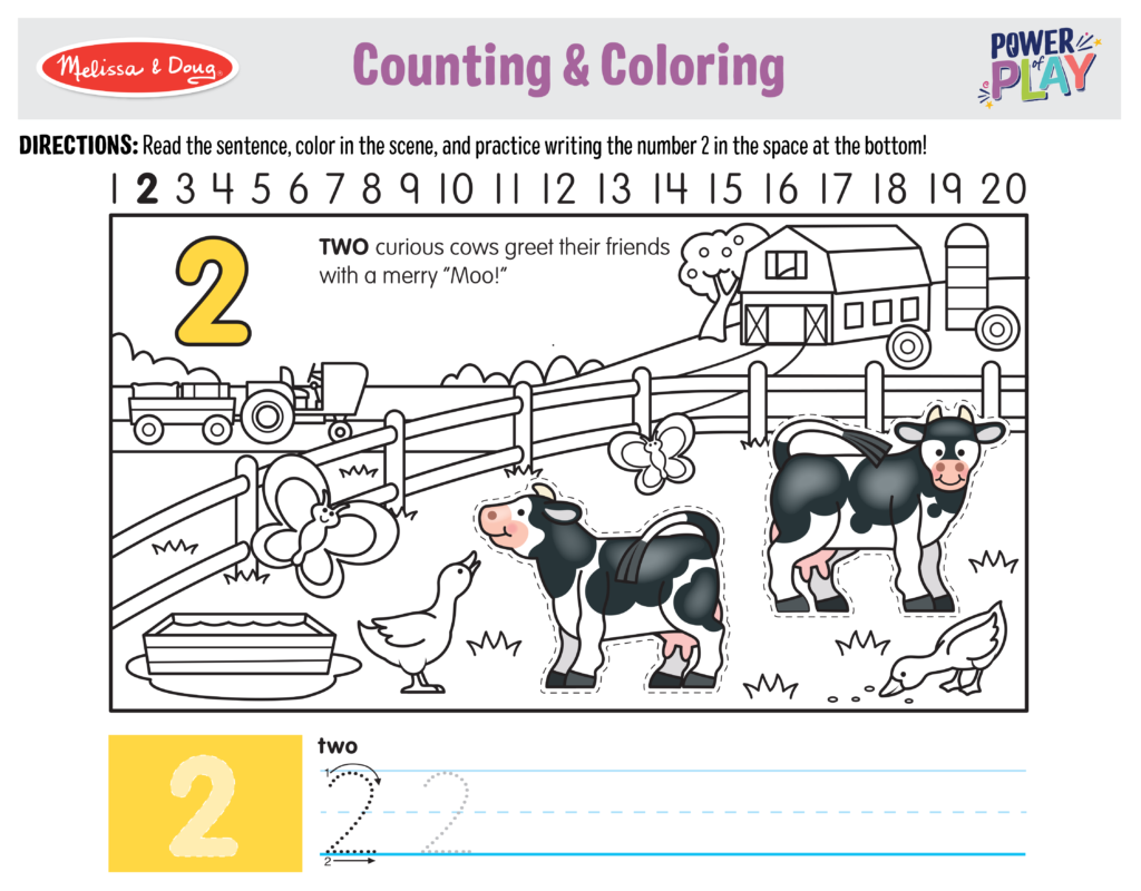 Printable_CountingColoring_2