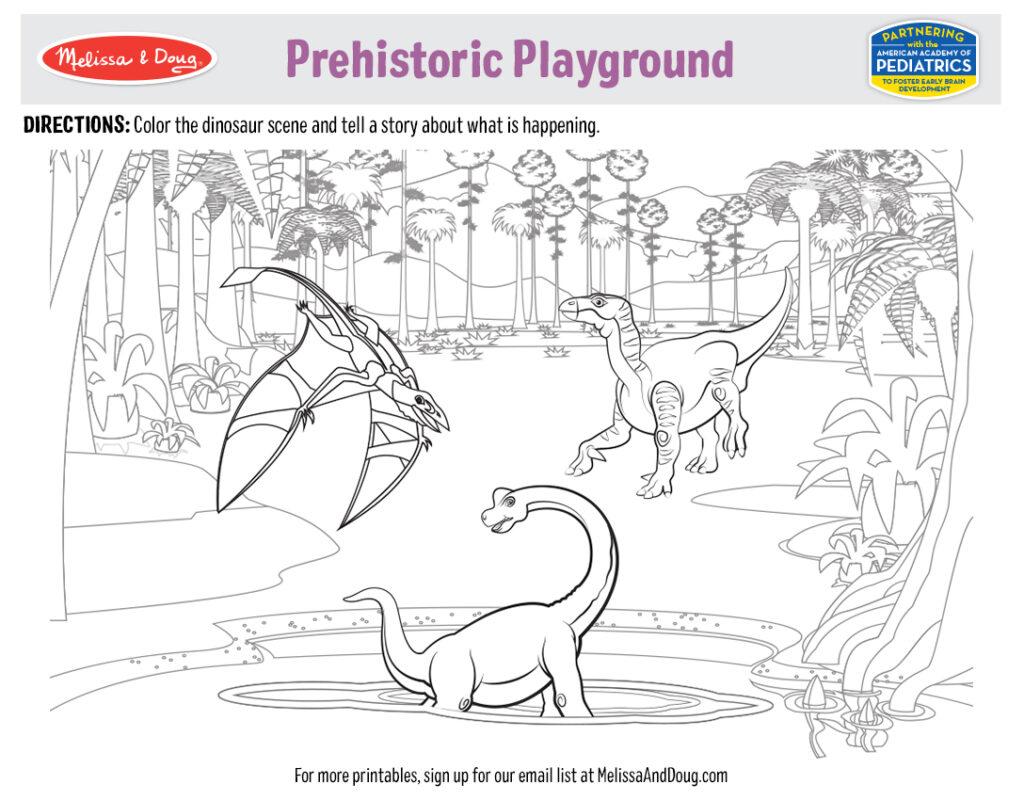 Printable_Dinosaurs_3