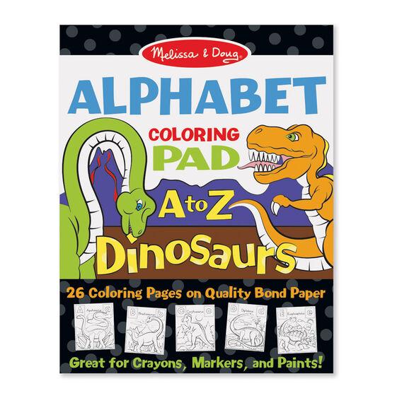 10_DinosaursColoringPad