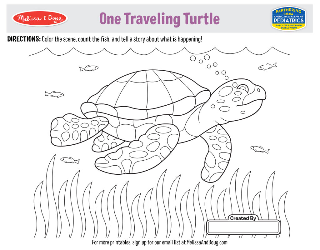 5 Free Coloring Pages To Celebrate Summer And Creativity Melissa Doug Blog