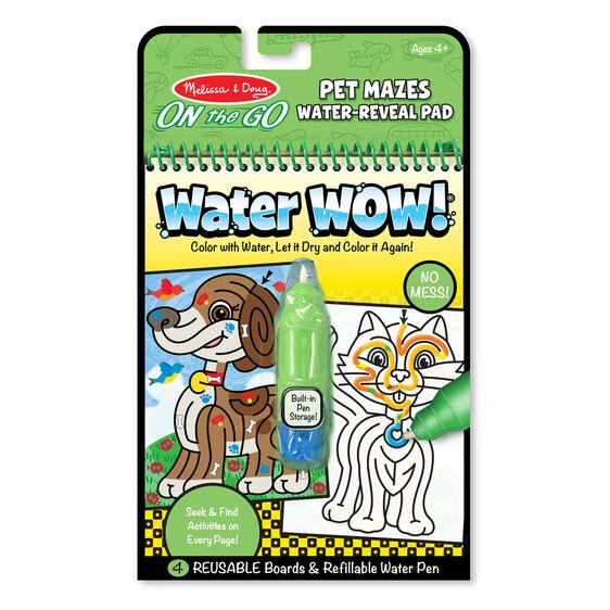 Water Wow! Pet Mazes Image