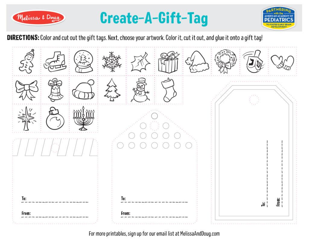3 Free Holiday Printables To Make Christmas Extra Special Melissa Doug Blog