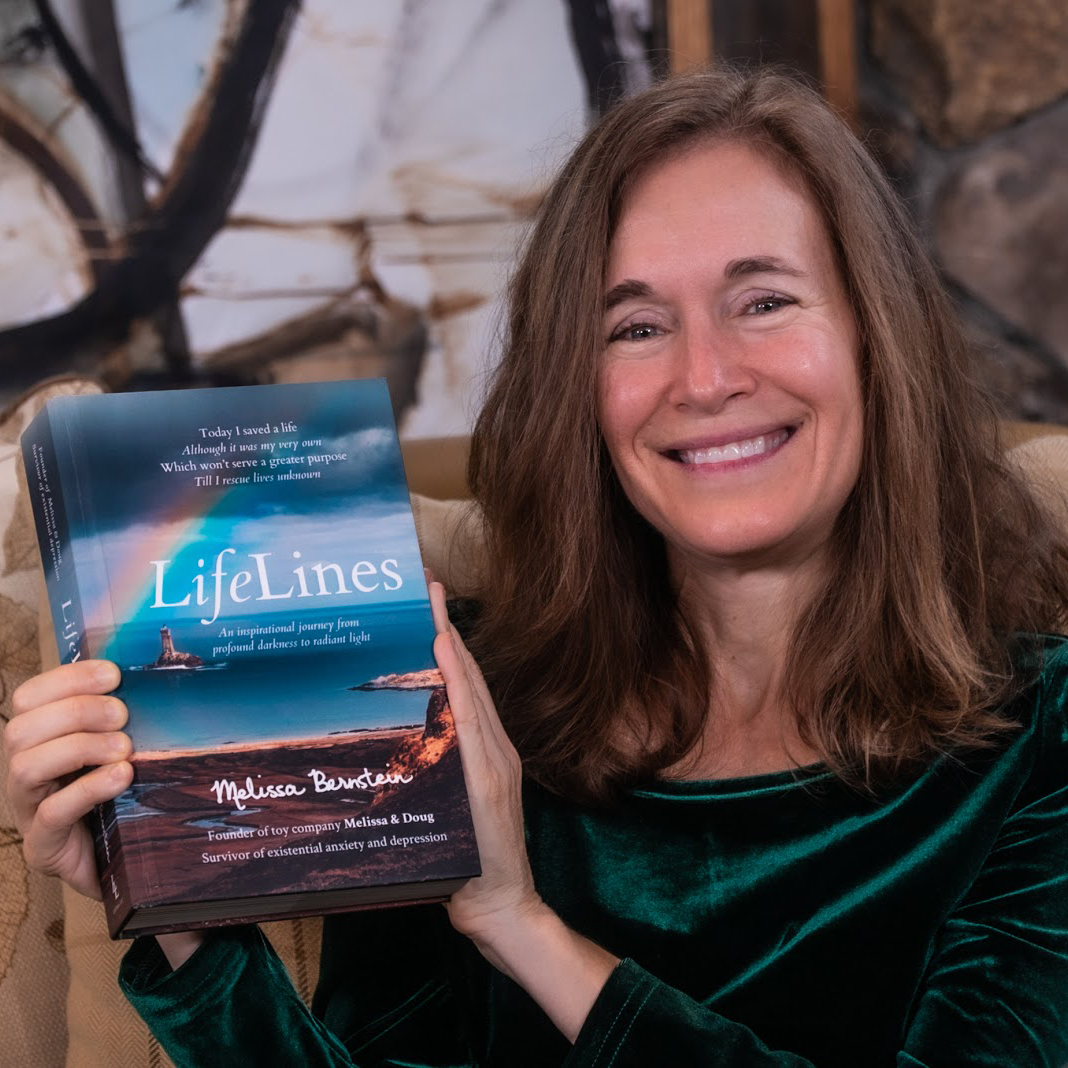 Introducing: LifeLines, a New Book by Melissa Bernstein