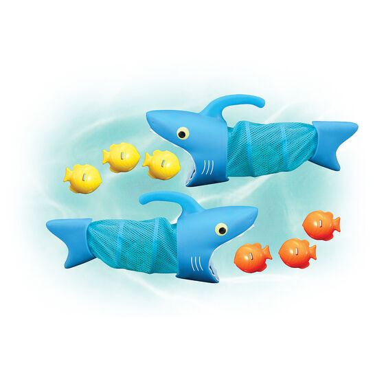 Melissa & Doug Spark Shark Fish Hunt Pool Toy