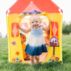 Blue's Clue's & You! Blue's House Play Tent