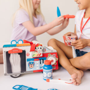 New PAW Patrol Toys Featuring Marshall, Chase, Skye & Rubble