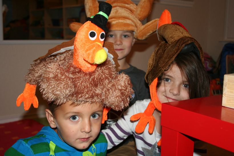 Stacy Shares: On Thanks and Giving *Read how one family celebrates Thanksgiving each year by giving to others in need, on the Melissa & Doug Blog.