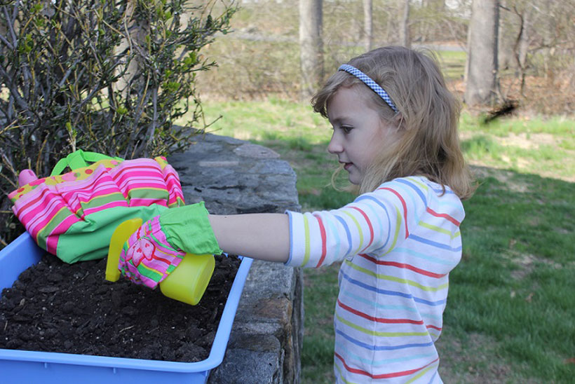 Gardening and Sensory Development: Tips for Families *Learn how gardening can promote learning and important skills development, on the Melissa & Doug Blog.