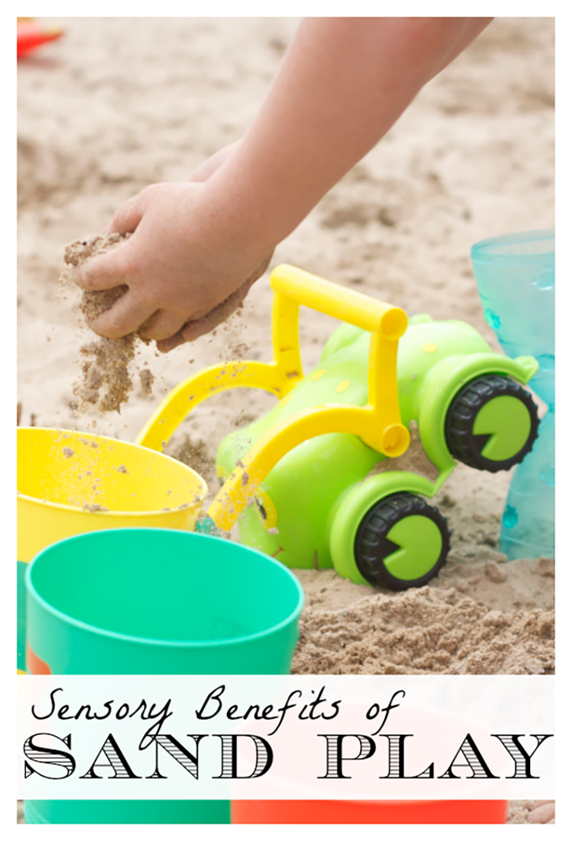 Sensory Benefits Of Sand Play For Children Melissa