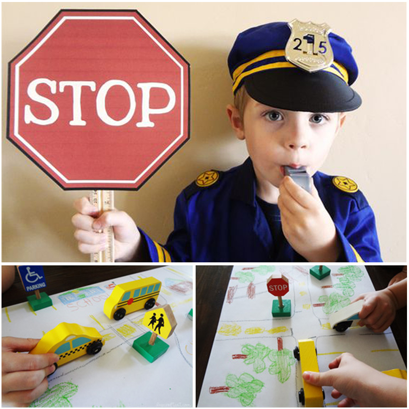 4 Activities to Teach Summer Safety