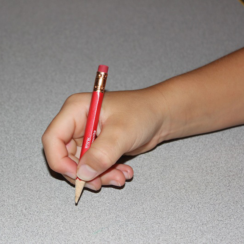 Fine Motor Activities to Encourage Good Pencil Grip