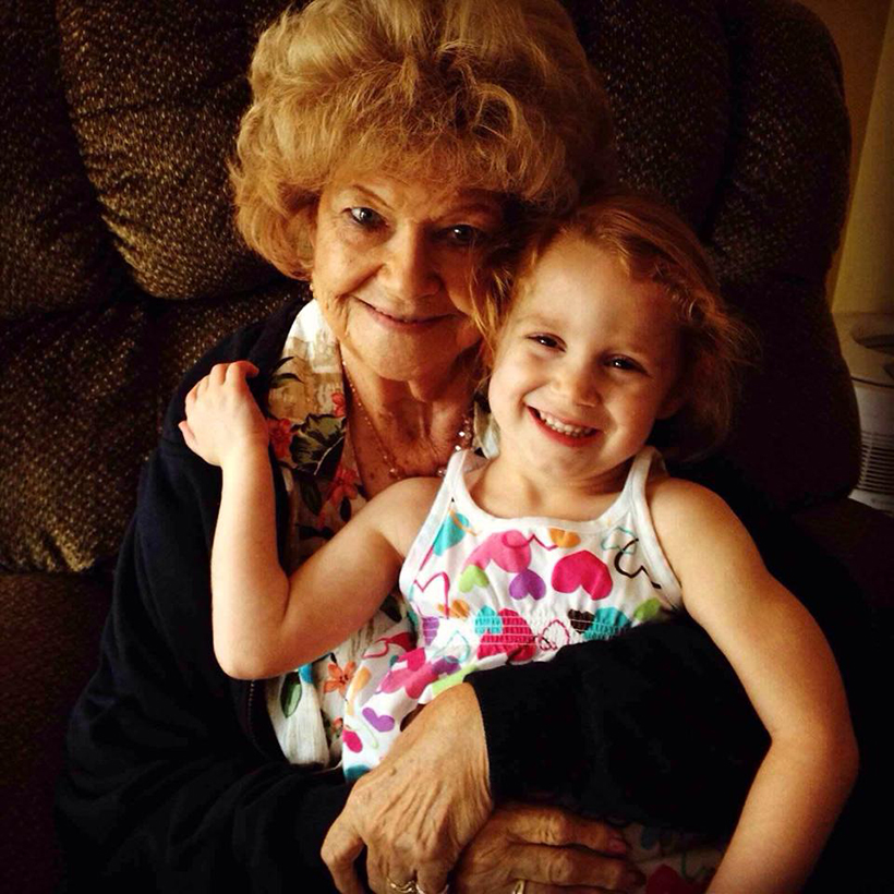 Give Your Kids the GIFT of GRANDMA TIME