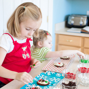 Holiday Baking with Kids: How to Keep it Fun (Without Destroying Your Kitchen!)