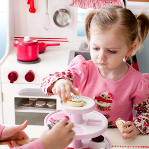 Holiday Tea Party: Teaching Manners & Making Memories!