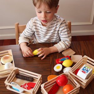 Playtime Ideas for Raising Healthy Eaters