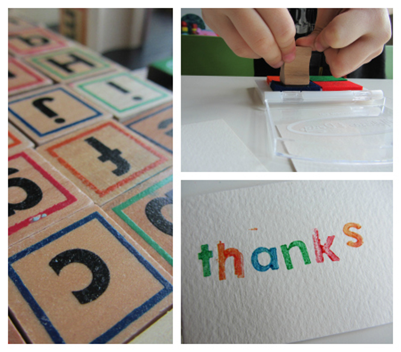 diy Thanksgiving Thank You Cards Collage