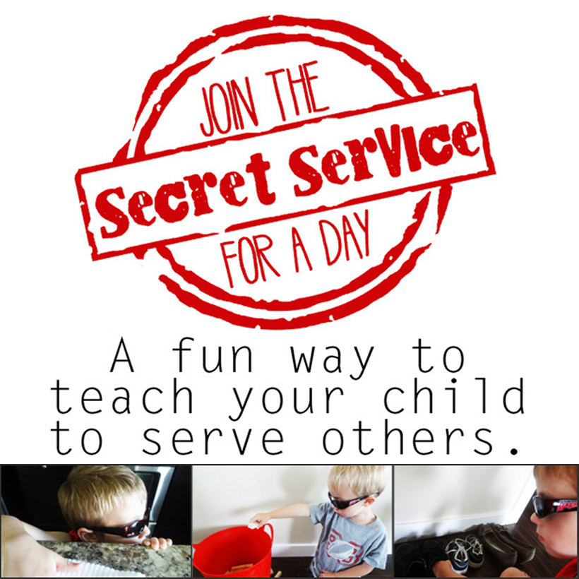 "The ""Secret Service"" Activity: A Lesson in Kindness"