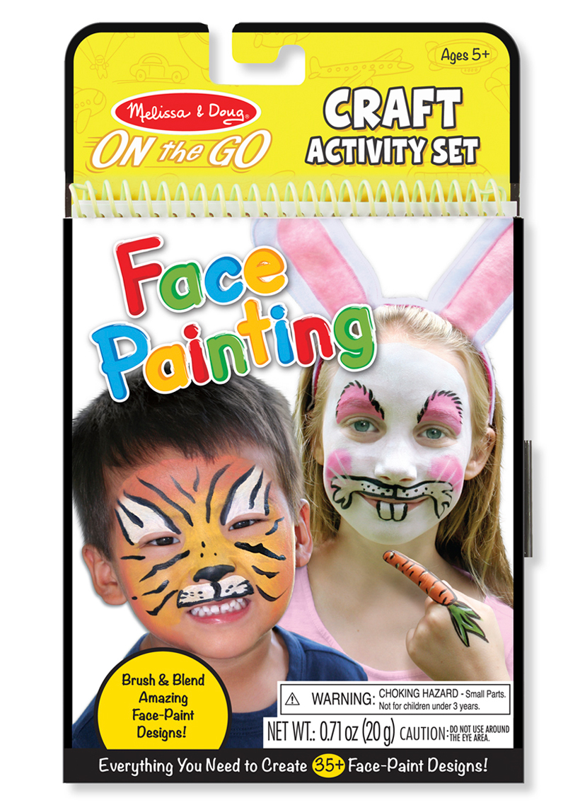 trick or treat face painting