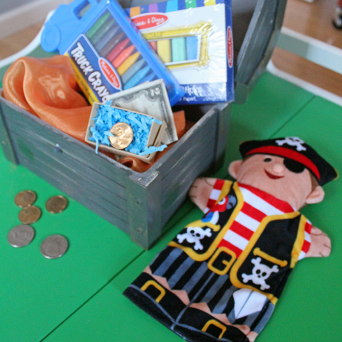 The Tooth Pirate! Create Your Own Tooth Fairy Legend