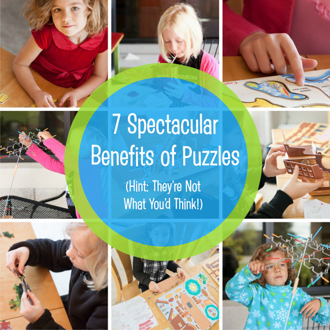 7 Spectacular Benefits of Puzzles (Hint: They're Not What You'd Think!)