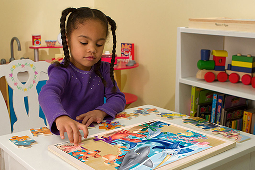 The Story Behind Our Passion For Puzzles Melissa Amp Doug Blog