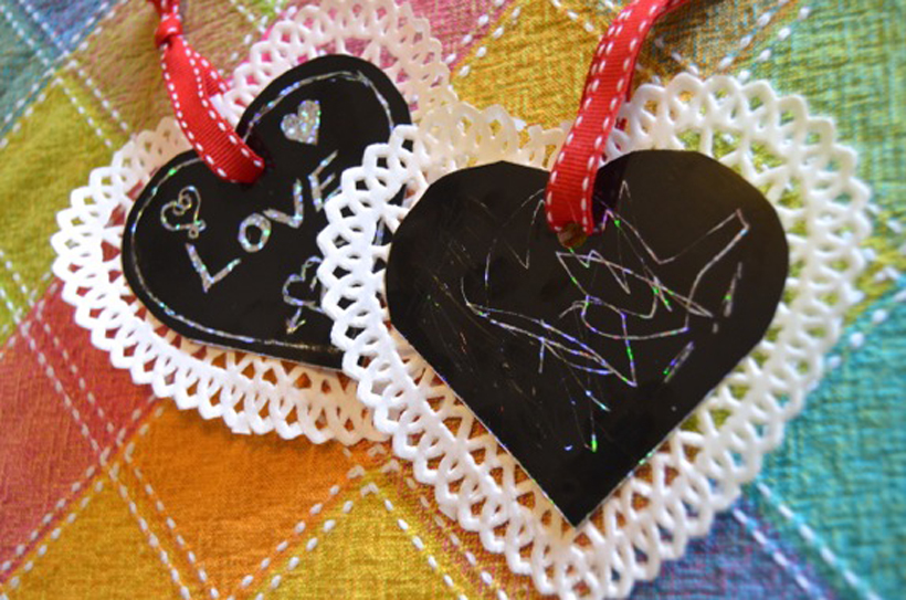 Valentine Quick Arts And Crafts Ideas