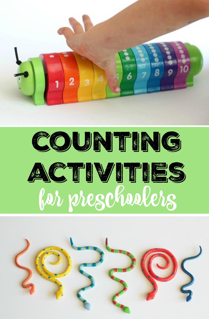 Counting Activities for Preschoolers | Melissa & Doug Blog