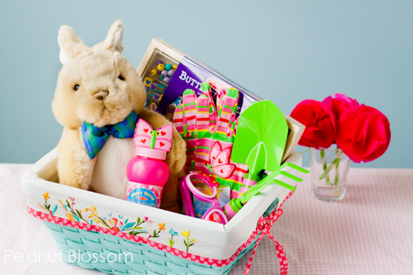 Sweet & Springy Garden Inspired Easter Ideas for Kids