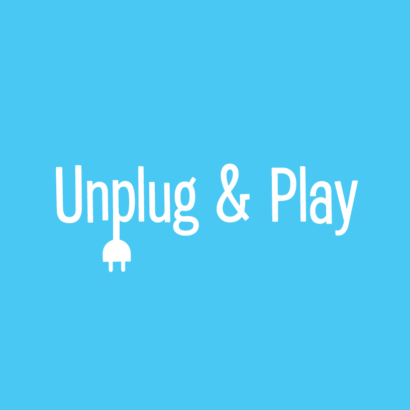 Unplug & Play -- 75 Family Activities for National Screen-Free Week