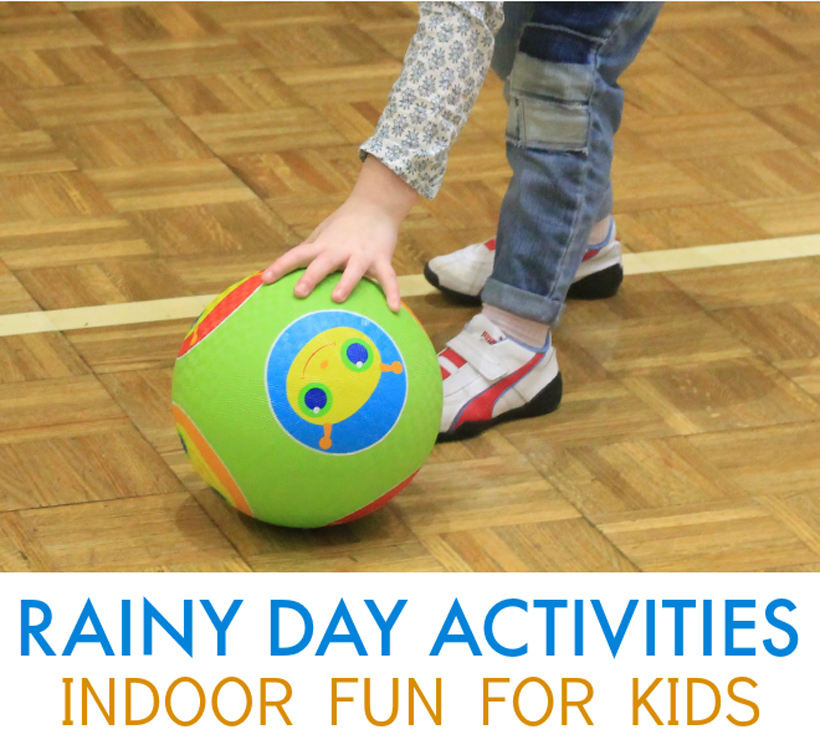 Rainy Day Activities Indoor Fun for Kids