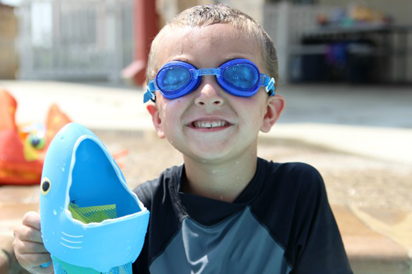 Stacy Shares 5 Fun Pool Games for Kids