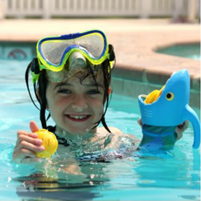 Stacy Shares: 5 Fun Pool Games for Kids