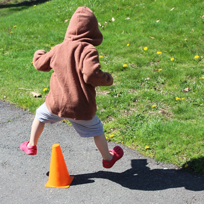 7 Sidewalk Games for Kids