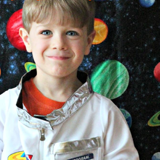 Be an Astronaut!