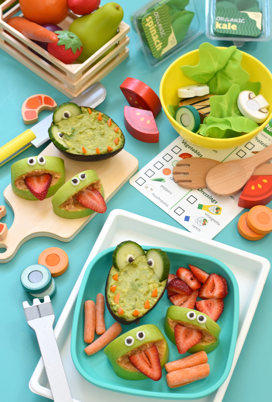 4 Easy Tips to Make Healthy Eating Fun for Kids * Check out simple recipes for healthy kids snacks and food play activities