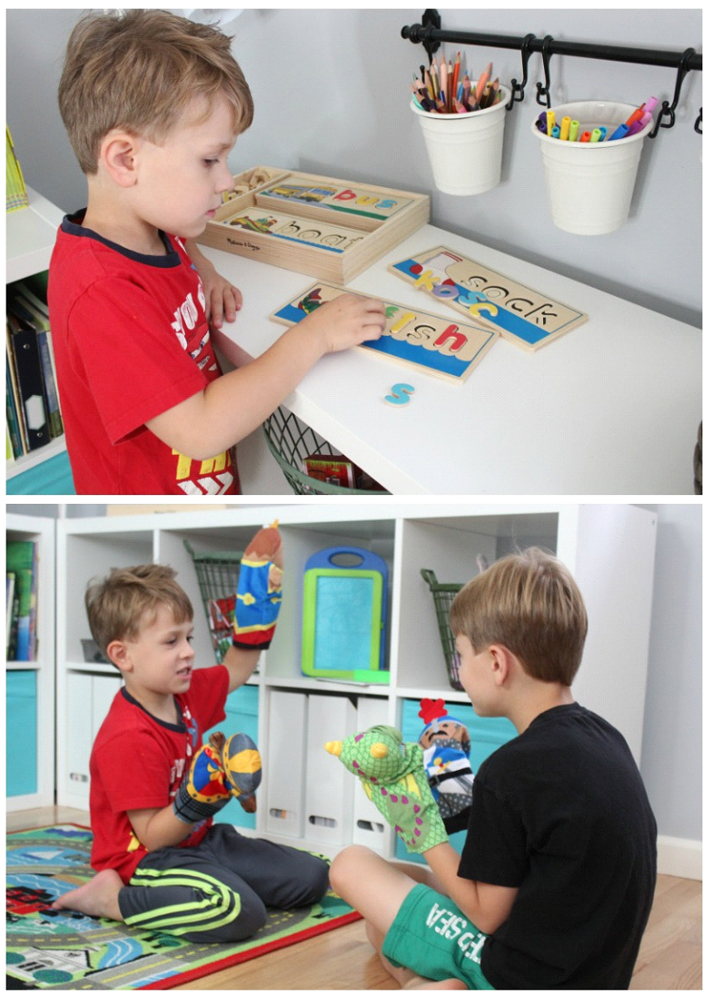 Too many kids toys? Creative Ways to minimize and reduce clutter!