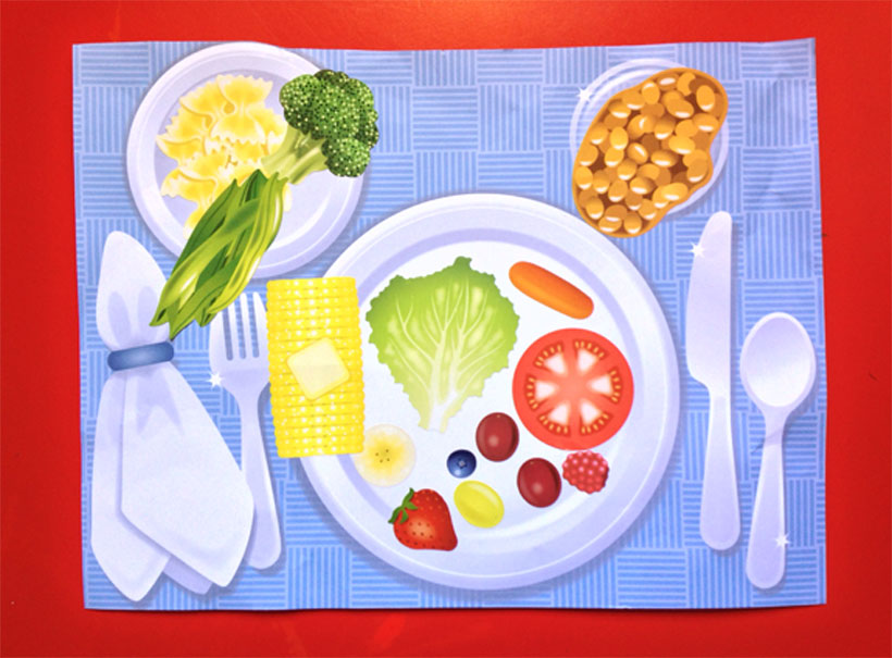 4 Vegetarian Playtime Ideas for Kids *Explore healthy foods with kids and picky eaters with 4 vegetarian themed activities from the Melissa & Doug Blog.