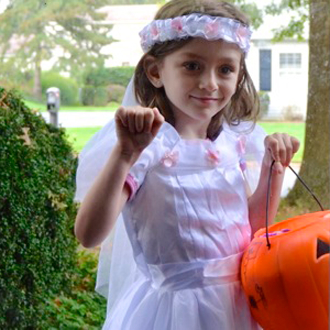 Preparing Your Kids for Halloween with Pretend Play