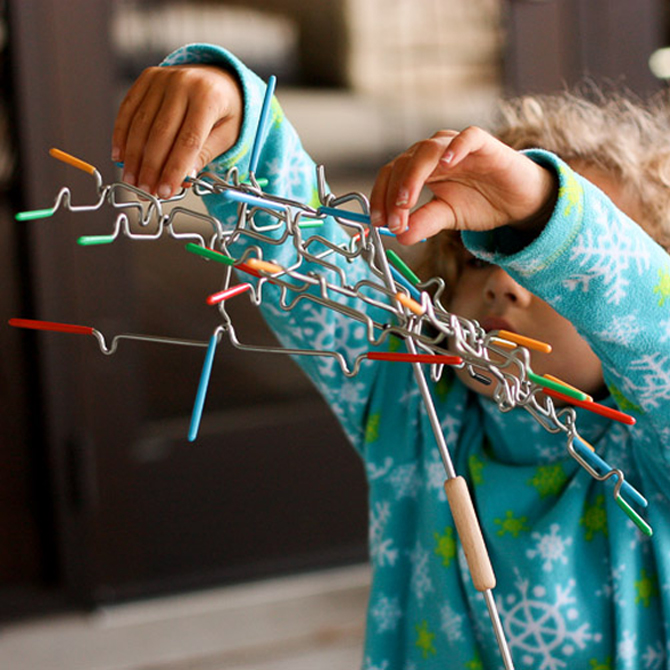 Try the Family Game Suspend & You'll Be Hooked
