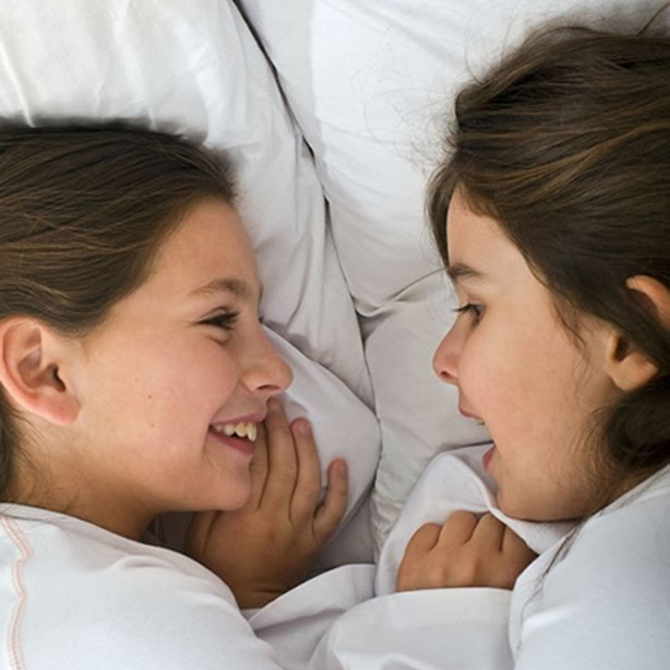 5 Ideas for a Dream of a Sleepover