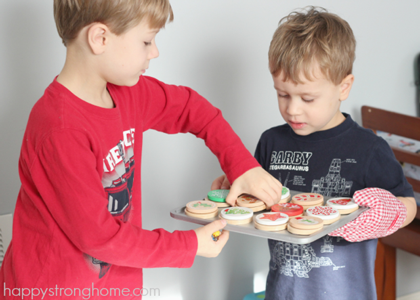 Crafting in Clay: Handmade Christmas Ornaments *Learn how kids can create simple handmade Christmas ornaments out of clay, on the Melissa & Doug Blog.