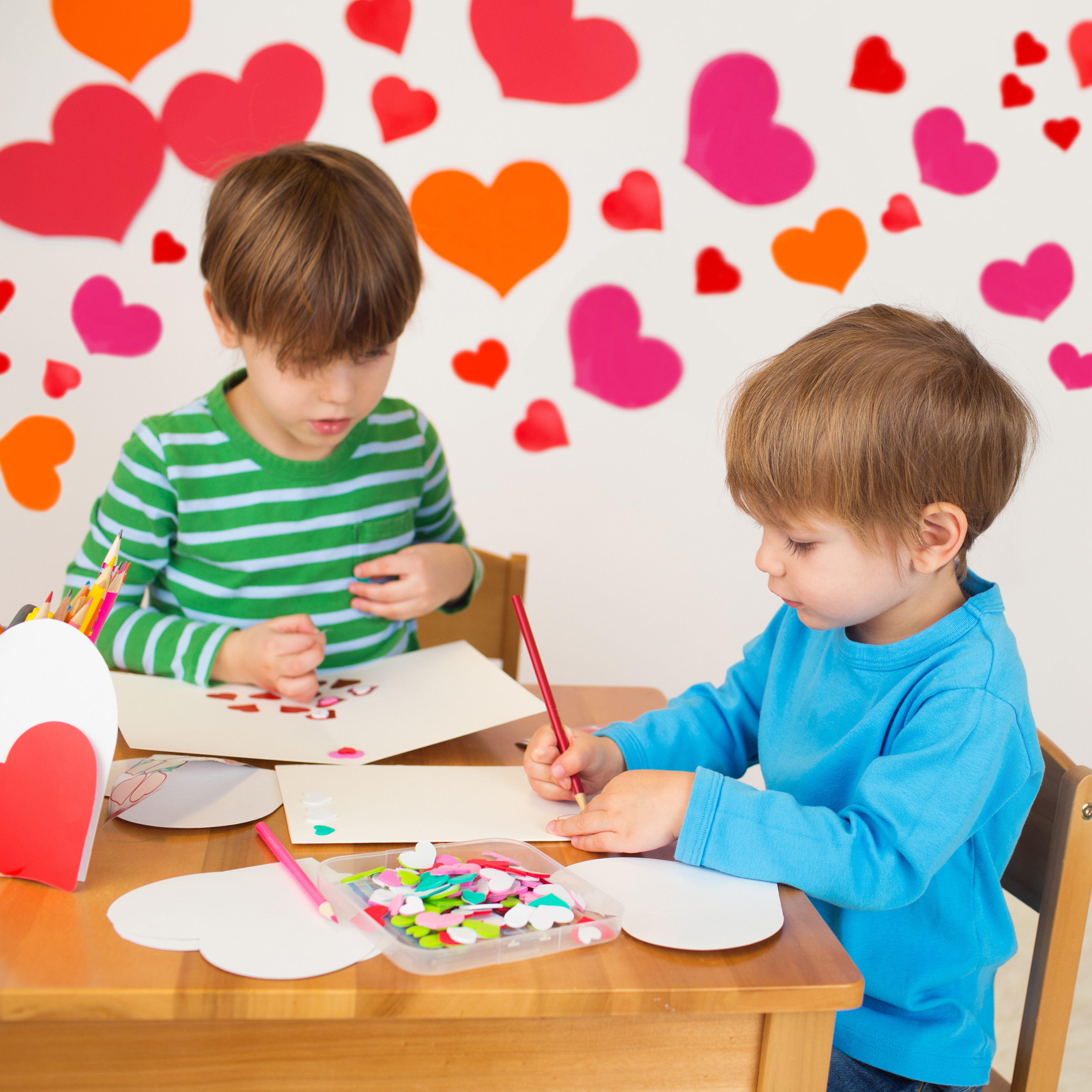 4 Valentine's day craft ideas for all ages - with printables!