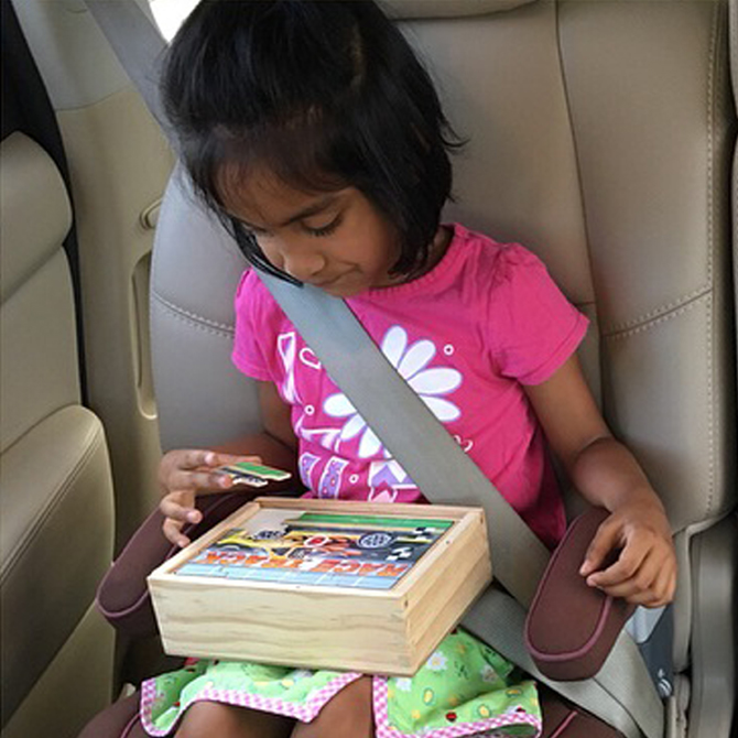 Be Road Trip Ready with This List of 40 Ideas for Backseat Fun