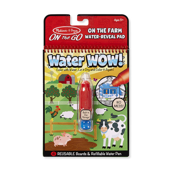 Water Wow On the Go Travel Activity